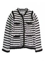 Baniel, Chanel Striped Cardi