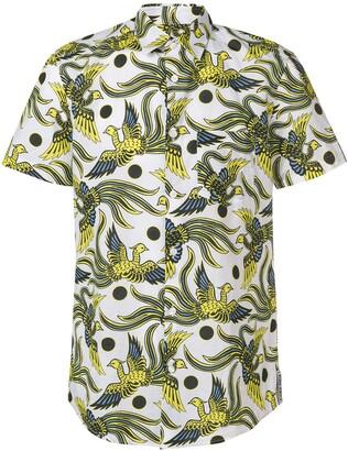 Kenzo Flying Phoenix slim-fit shirt