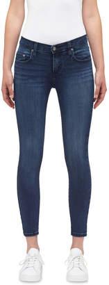 Nobody Geo Skinny Ankle Jean