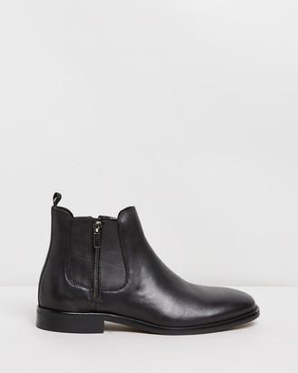 Double Oak Mills Bryan Zip Boots