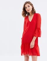 Miss Selfridge Plain Bonnie Dress