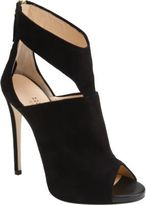 Barneys New York Wide T-Strap Sandal