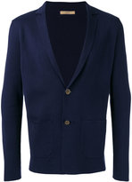 Nuur plain cardigan - men - Cotton/Linen/Flax - 50