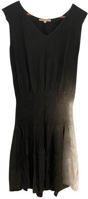 Maje Grey Linen Dresses