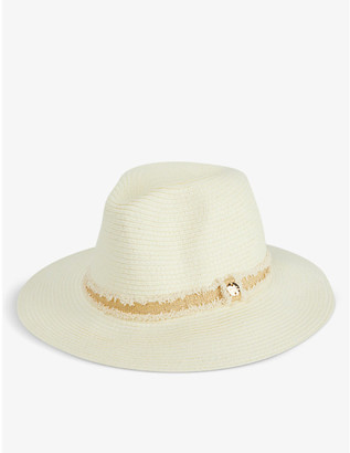 Melissa Odabash Fedora straw hat