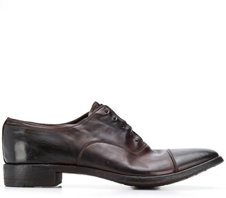 Premiata Top Secret Oxford shoes