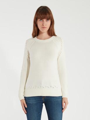 Sail to Sable Pom Pom Sweater