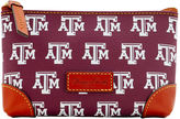 Dooney & Bourke NCAA Texas A&M Cosmetic Case