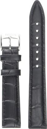 Tissot Leather Calfskin Black Watch Strap 16mm Width (Model: T600036973)