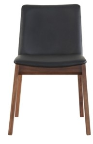 Moe's Home Collection Deco Dining Chair Pvc - Set of 2