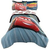 Disney Pixar Cars 3 Twin Comforter, Reversible