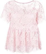 P.A.R.O.S.H. Rift lace blouse
