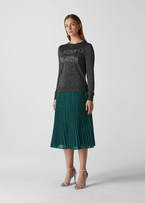 Star Gazing Sparkle Sweater