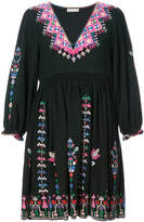 Ulla Johnson embroidered folk dress