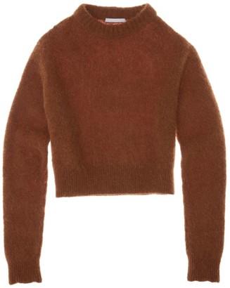 Helmut Lang Shruken Crew Sweater