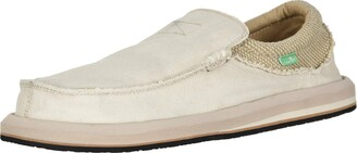 Sanuk Men's Chiba Washed Loafer Flat