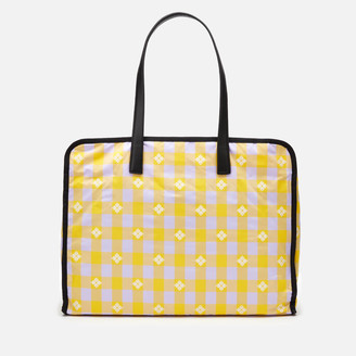 Kate Spade Women's Nicola Bicolor Extra Large Tote Bag - Multi