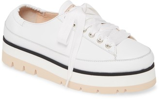 AGL Platform Low Top Sneaker