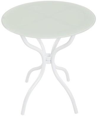 Hollander Side Table Ebern Designs