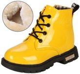 Femizee Boys Girls Ankle Waterproof Boot,kids Rain Boot Shoes(Toddler/Little kids)