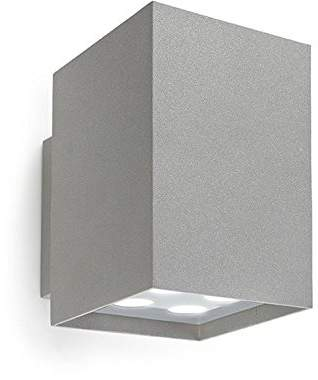 Leds Afrodita Wall c4-lampada 05 – 9773 – 34 – 37 8 x Considers LED 17 W Grey