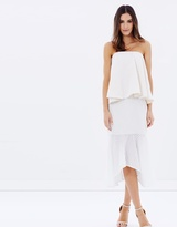 Shona Joy Lucia Layered Dress with Frill
