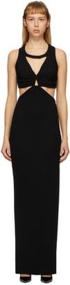 Unravel Black Triangle Dress