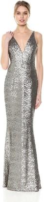 Dress the Population Women's Harper Sequin Gown