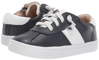 Old Soles Vintage Spots (Toddler/Little Kid) (Navy/Snow) Boy's Shoes