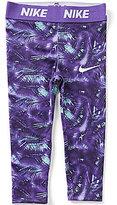 Nike Little Girls 2T-6X Dri-Fit Sport Essentials Printed Leggings