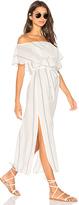 Joie Almante Dress in White. - size L (also in S)