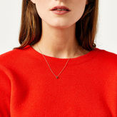 Warehouse Orelia Initial Necklace S