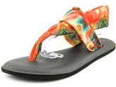 Sanuk Yoga Sling 2 Open-toe Canvas Slingback Sandal.