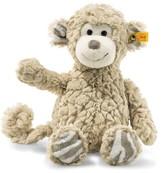 Steiff Infant Bingo Monkey Stuffed Animal