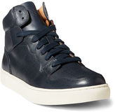 Polo Ralph Lauren Jory Calfskin High-Top Sneaker