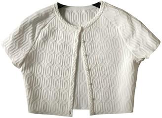 Alaia White Jacket for Women