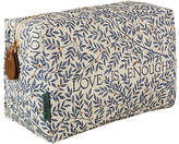 Heathcote & Ivory Morris & Co Love Is Enough Large Cosmetic Bag