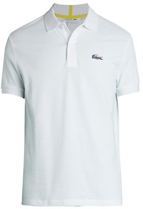 Lacoste Solid Pique Polo T-Shirt
