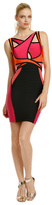 Herve Leger Electronika Dress