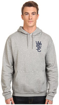 Wesc Overlay Hooded Sweatshirt