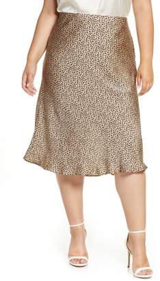 Leith Fluid Midi Skirt