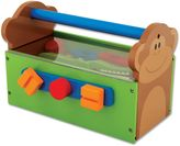 Stephen Joseph Zoo Wooden Play Tool Set