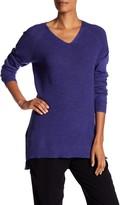 Eileen Fisher V-Neck Wool Sweater