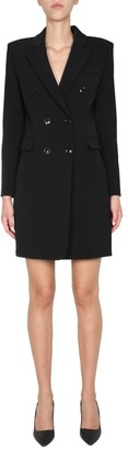Boutique Moschino Tailored Blazer Dress