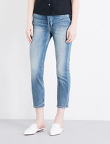 Frame Le Original Gusset straight high-rise jeans