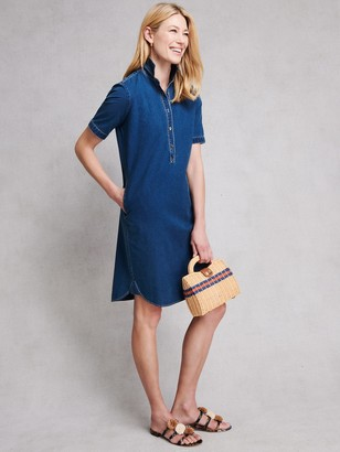 J.Mclaughlin Arissa Dress in Denim