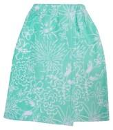 Xhilaration Floral Body Wrap Mint