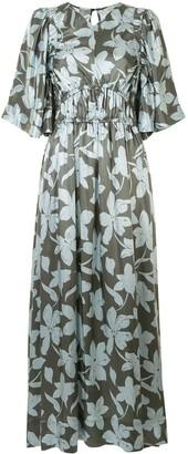Lee Mathews Momo floral-print dress