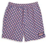 Vineyard Vines Toddler's, Little Boy's & Boy's Whale Print Shorts