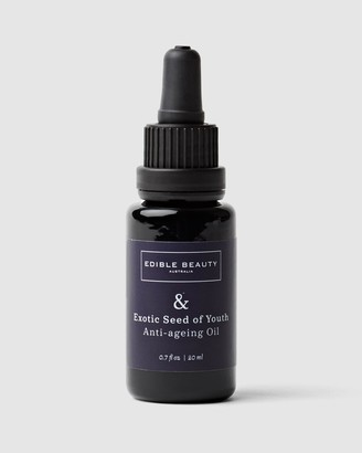 Edible Beauty Women's Multi Face Oils - & Exotic Seed of Youth Anti-Ageing Oil - Size One Size, 20mL at The Iconic